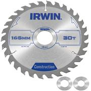 Irwin 1897194 Circular Saw Blade - 165mm/30T