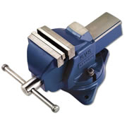 Irwin T3TON3VS Irwin Record Workshop Vice With Anvil/Swivel Base 100mm/4''