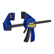 Irwin T512QCEL7 IRWIN Quick-Grip Medium-Duty Clamp 300mm/12''