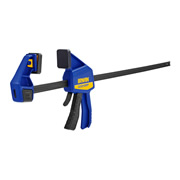 Irwin T524QCEL7 IRWIN Quick-Grip Medium-Duty Clamp 600mm/24''