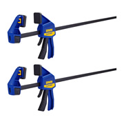Irwin T536QCEL7PK2 IRWIN Quick-Grip Medium-Duty Clamp 900mm/36'' - Pack of 2