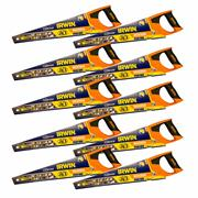 Irwin 10505212PK10 Irwin Jack 880 Plus Universal Handsaw 500mm/20'' - Pack of 10