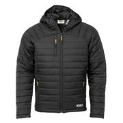 JCB DIP Padded Jacket - Black