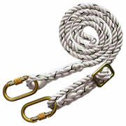 JSP FAR0308 JSP SPARTAN Work Positioning Lanyard