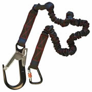 JSP FAR0404 PRO-FIT Fall Arrest Single Tail Lanyard