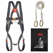 JSP FAR1101 Spartan Restraint Kit with 1.8m Lanyard
