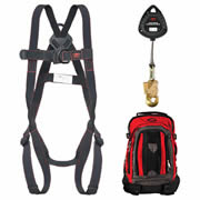 JSP FAR1110 PRO-FIT Construction Height Safety Kit