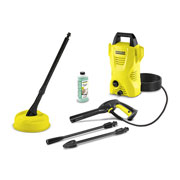 Karcher K2 Compact Home 110 Bar Pressure Washer