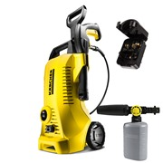 K2 Full Control 110 Bar Pressure Washer