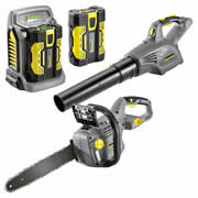 Karcher LBCSKIT Karcher Leaf Blower & Chainsaw Kit