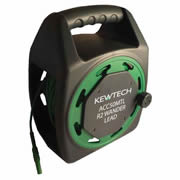 Kewtech ACC50MTL Kewtech 50m Test Lead Extension Reel