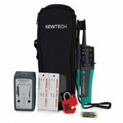 Kewtech KEWISO2 Kewtech Safety Isolation Kit KT1780, KEWPROVE, KEWLOK, Labels & Pouch