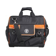 Klein Tools  Klein Pro Wide Opening Tool Bag - 42 Pockets