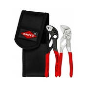 Knipex  Knipex 2x Mini Pliers Set with Belt Pouch