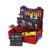 Knipex  Knipex L-BOXX 52 Piece Set for Plumbers