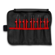 Knipex  Knipex Insulated Universal Tweezers Set (5 Piece)