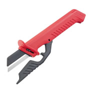 Knipex 31885 Fully Insulated Cable Knife S-Type 185mm