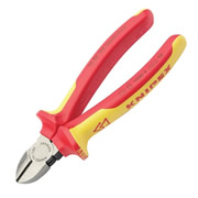 Knipex 31925 Knipex 140mm VDE Diagonal Side Cutters