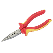 Knipex 31944 (2508160UK) Knipex VDE Long Nose Pliers 160mm