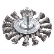 KWB  KWB Extra Strong, HSS Steel Wire, Wheel Brush