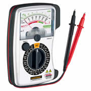 Laserliner 083.030A Laserliner MultiMeter-Home Compact Analogue Multimeter