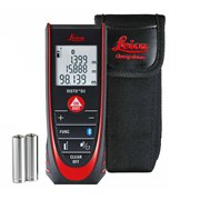 Leica D2BT 100m Distance Measurer With Bluetooth