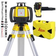 Leica RUGBY610L Rugby 610 Rotating Laser Level (Li-ion)