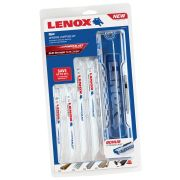 Lenox 121439KPE General Purpose Recip Saw Blade Kit - Pack of 9