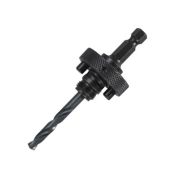 Lenox 1779805 T3 Arbor 3.25mm Drill To Suit 31.8mm - 152.4mm Holesaw