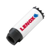 "Lenox 3001616L 25.4mm (1"") T3 Technology Bi-Metal Speed Slot Holesaw"