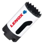 "Lenox 3002020L 32mm (1 1/4"") T3 Technology Bi-Metal Speed Slot Holesaw"