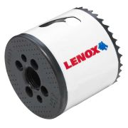 Lenox 3003636L 57mm (2 1/4'') T3 Technology Bi-Metal Speed Slot Holesaw