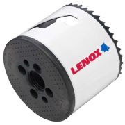 "Lenox 3004040L 64mm (2 1/2"") T3 Technology Bi-Metal Speed Slot Holesaw"
