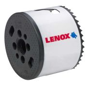 "Lenox 3004242L 67mm (2 5/8"") T3 Technology Bi-Metal Speed Slot Holesaw"