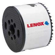 "Lenox 3004444L 70mm (2 3/4"") T3 Technology Bi-Metal Speed Slot Holesaw"