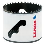 Lenox 3005656L 89mm (3 1/2'') T3 Technology Bi-Metal Speed Slot Holesaw