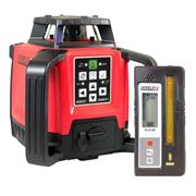 LevelFix LFL-550HVG LevelFix LFL-550HVG 550HVG Horizontal and Vertical Rotary Laser Level - Green Beam