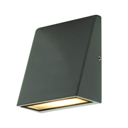 Luceco LEXD3WDG3 Luceco Wedge LED Wall Light