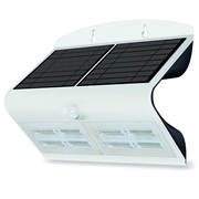 Luceco LEXS80W40 Luceco Solar Guardian Wall Light - White 150W