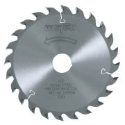 Mafell 092558 Mafell 120mm 24 Tooth TCT Circular Saw Blade