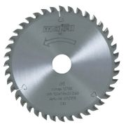 Mafell 092559 Mafell 120mm 40 Tooth TCT Circular Saw Blade