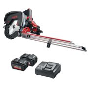 Mafell 919321 18v Cordless Cross-Cutting System Saw c/w 2 x 5.5Ah LiHD Batteries