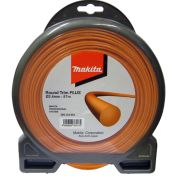 Makita 369224603 2.4mm x 87m Round Trim Plus Nylon Line
