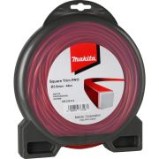 Makita 369224614 3.0mm x 44m Square Trim Pro Nylon Line