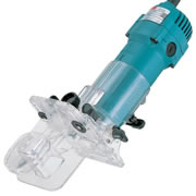 Makita 3708F Makita Laminate Trimmer With Tilting Base