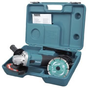 Makita 9554NBKD Makita 115mm Mini Grinder Kit