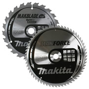 Makita 216mm 60 & 48 Tooth Saw Blade Pack