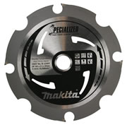 Makita B-22997 Makita 165mm 4 Tooth PCD TCT Circular Saw Blade