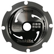 Makita B-23008 190mm 4 Tooth PCD TCT Circular Saw Blade