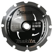 Makita B-23014 Makita Specialized PCD Saw Blade 260mm x 30mm 6T